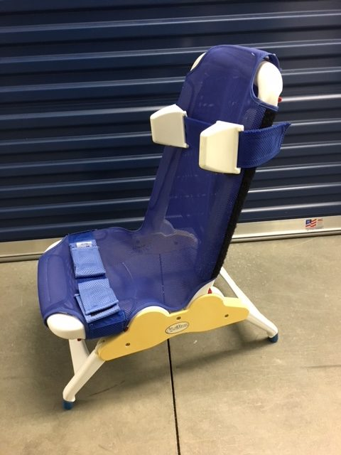 Rifton Blue Wave Bath Chair. Previous; Next